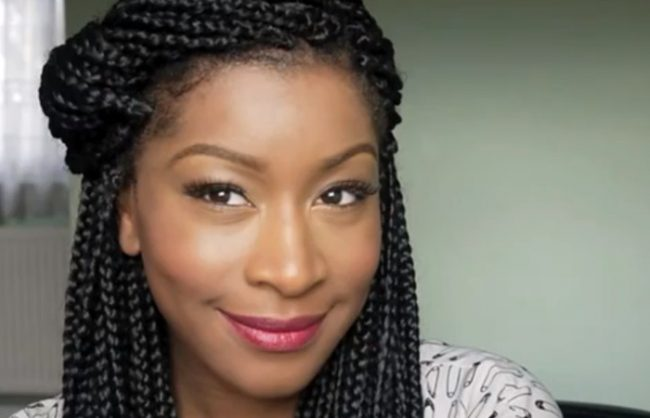 4 Different Ways to Wear Box Braids