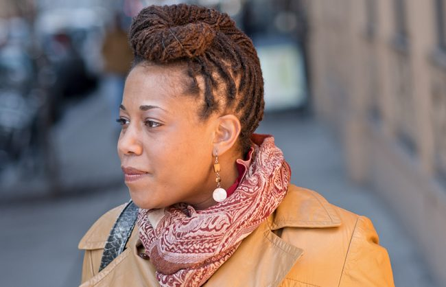 On the Street: Kimberly's Sister Locs