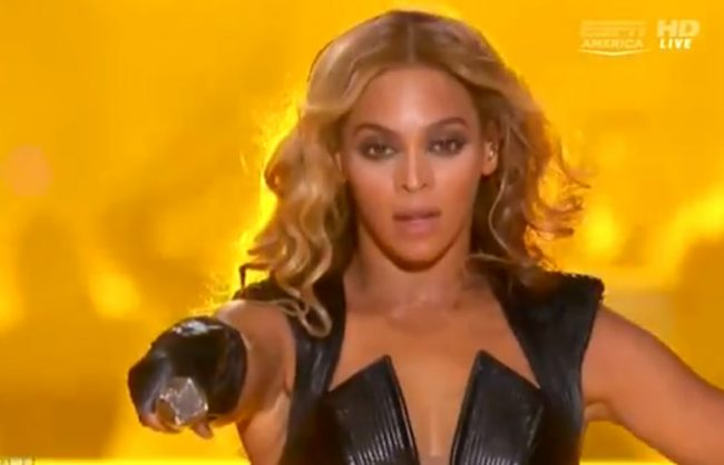 beyonce bowl: the halftime show according to twitter