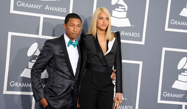 red carpet couples - the grammys 2013 | Un-ruly