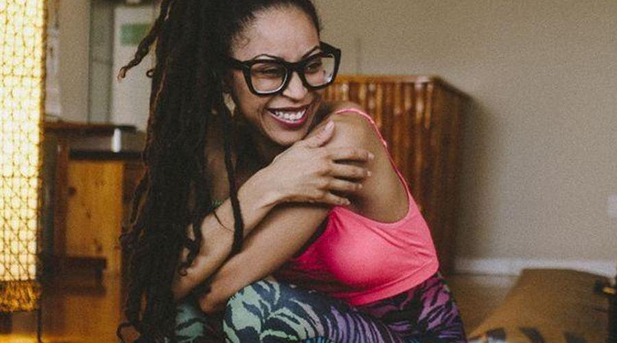 Black Women with Freeform Dreads