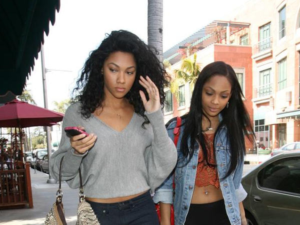 celeb daughters: the murphy sisters