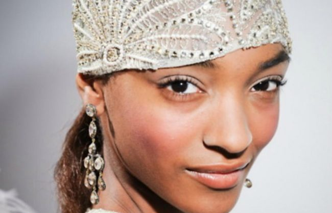 accessory alert: the beaded cap