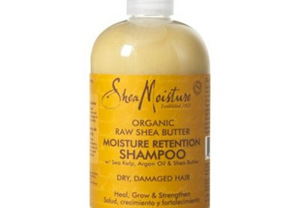 product review: shea moisture's raw shea butter moisture retention shampoo
