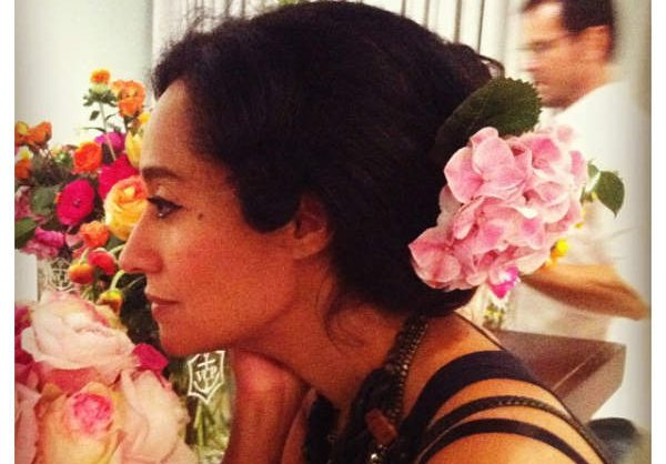 grammin': tracee ellis ross, chanel iman and more
