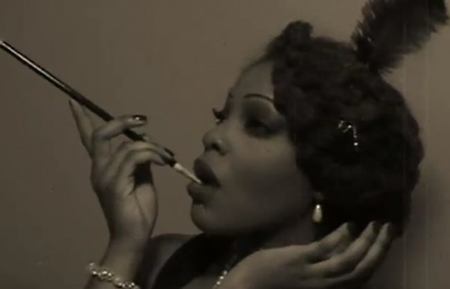 tutorial: look like josephine baker (video)