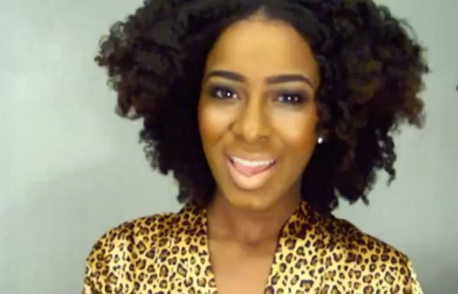 how to cut natural hair (video)