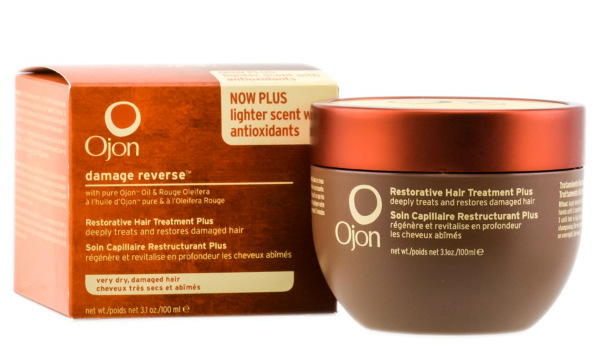 product review: ojon restorative treatment plus