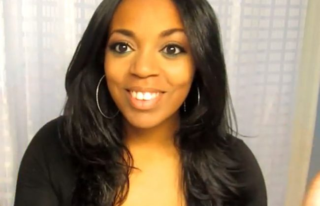how to: straighten natural hair with heat (video)