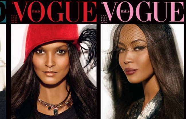 Hair Story: Black Vogue Covers