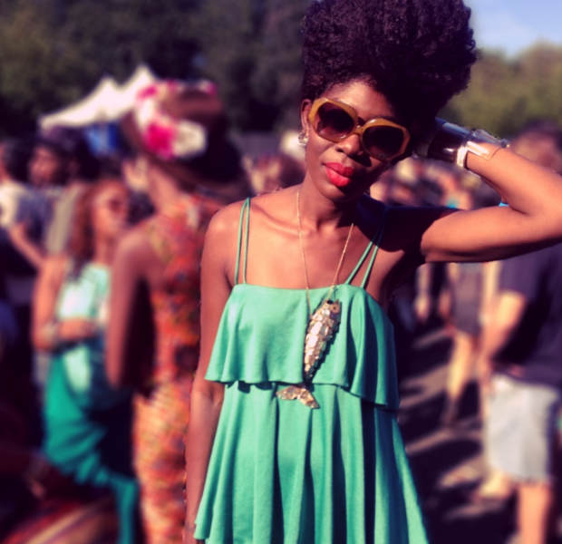 08262013_Festival Attendee_AfroPunk_Natural_Beehive