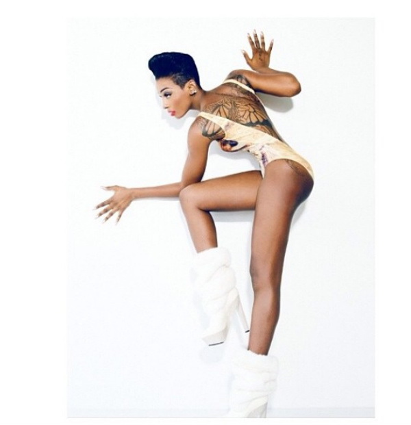 Dawn Richard Singer Upon Singer Dawn Richard's
