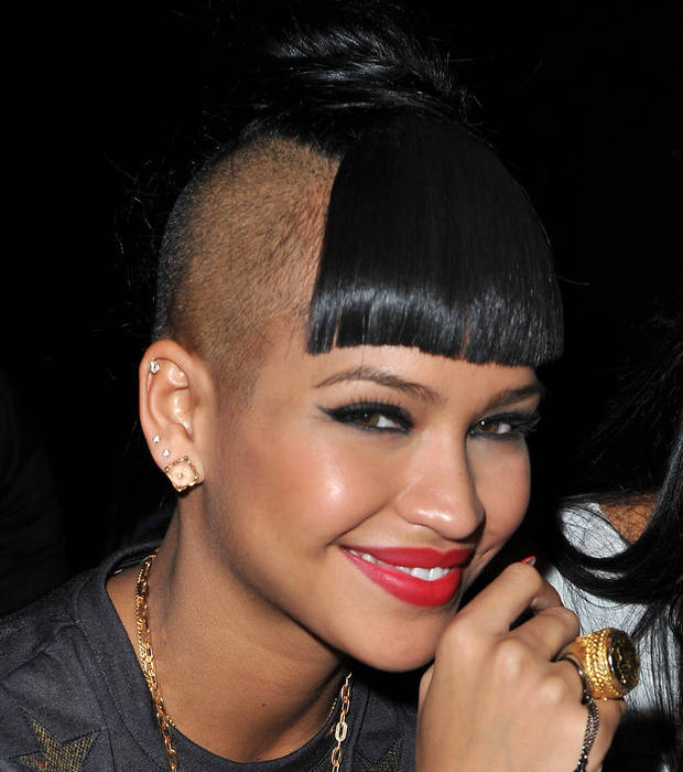 Strange How To Make Hairstyles With A Bun And Bangs 73546 Cassie Hairstyles For Women Draintrainus