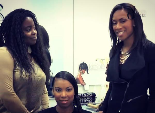 runway hair trend: fishtail braids (video)