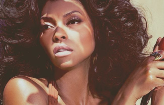 tv leading ladies: taraji p. henson's shine