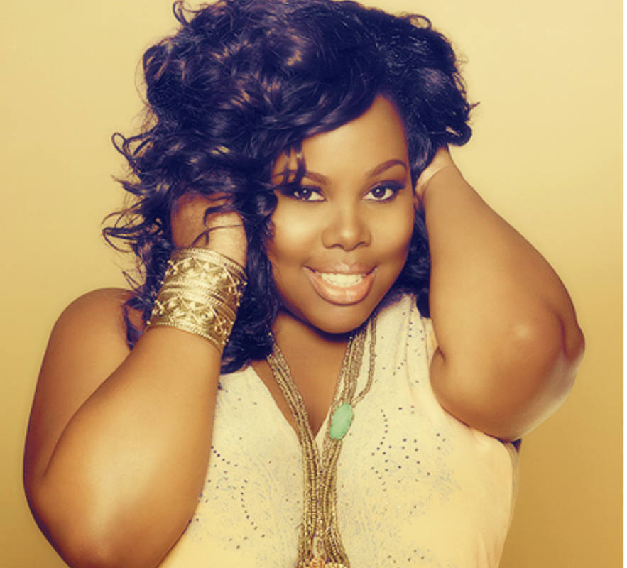 tv leading ladies: amber riley's waves