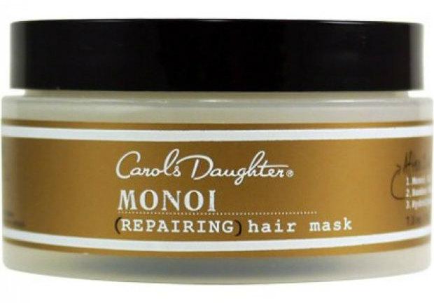 product review: carol's daughter monoi repairing hair mask