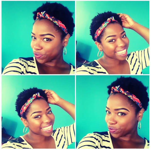 Different Ways Rock Accessorize Your Twa