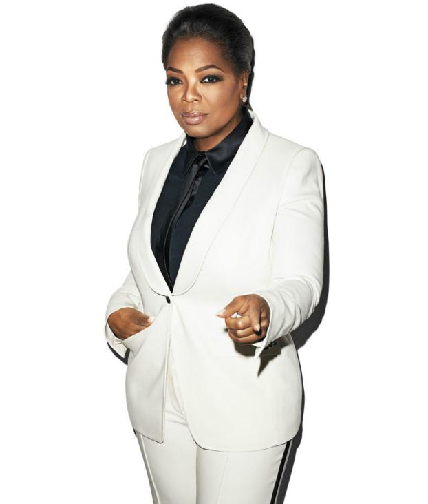 power women: oprah winfrey