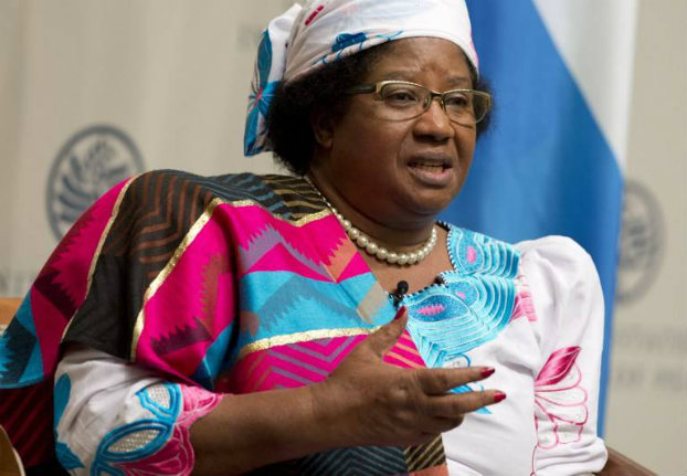 power women: joyce banda