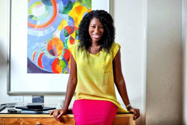 power women: saran kaba jones