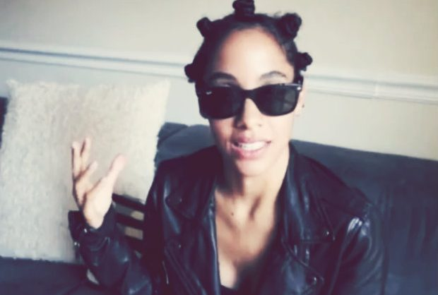 hair-o-ween: niobe from the matrix (video)
