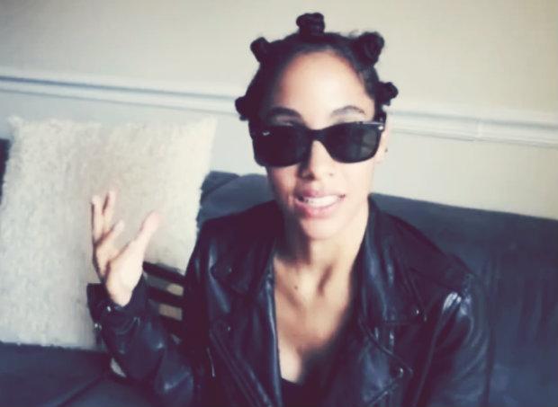 hair-o-ween: niobe from the matrix (video)