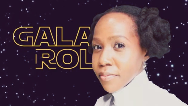 hair-o-ween: princess leia (video)
