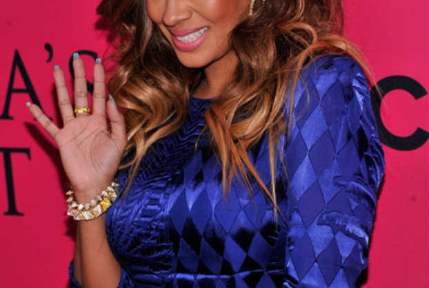 lala anthony shines at the victoria's secret fashion show