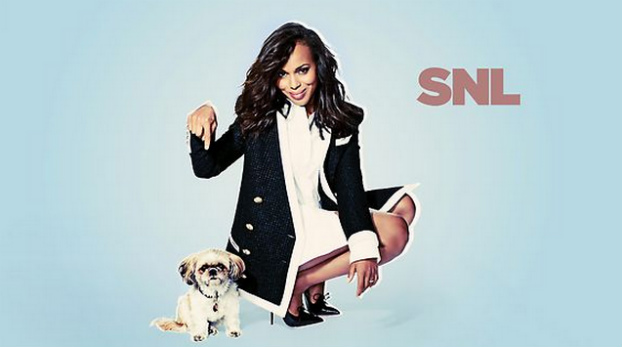 kerry washington takes on SNL (video)