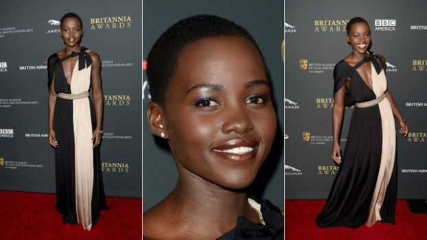 Red Carpet Beauty: Lupita Nyong'o