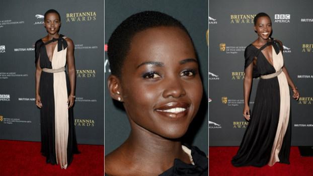 Red Carpet Beauty: Lupita Nyong'o