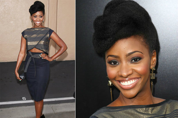 Teyonah-Parris-In-The-Hellers-AMC-Celebrates-The-Final-Episodes-Of-Breaking-Bad-2