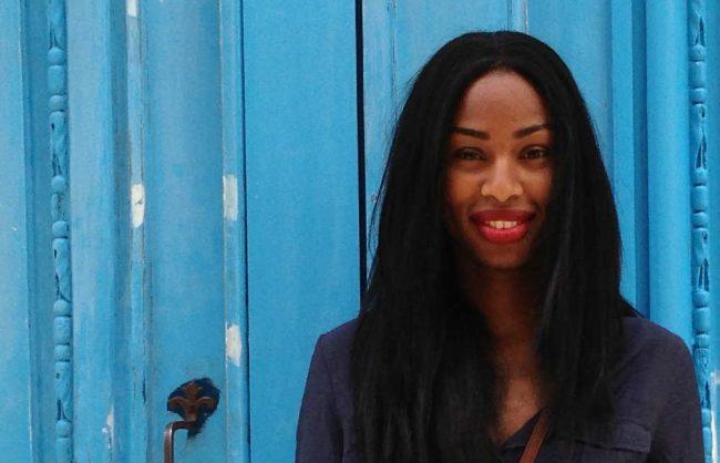Working Girl: Antonia Opiah