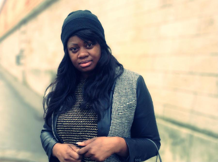 on the street paris: fatima
