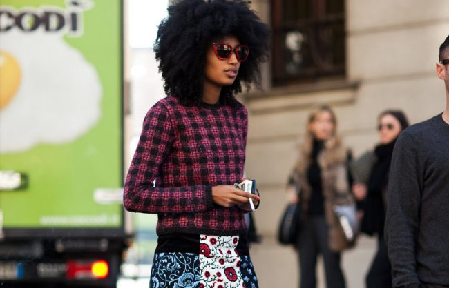 hair & style-spiration: julia sarr-jamois