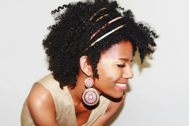 the basics of moisturizing natural hair