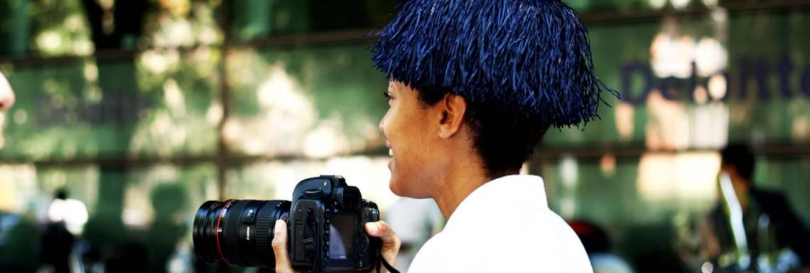 hair story: black fashionistas
