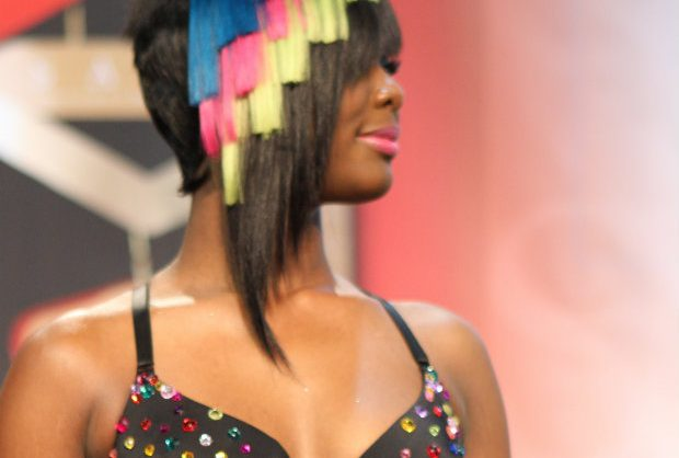 hair art-spiration: multi-colored crowns