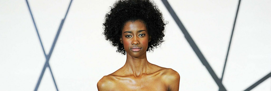 runway hair: afros on the runway