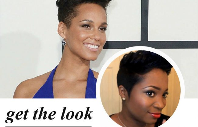 best of award season: alicia's pompadour (video)
