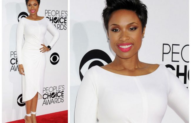 best of award season: jennifer hudson, short hair don't care