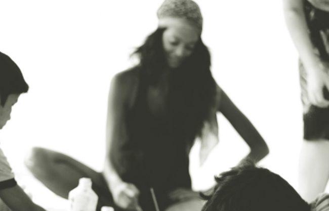 working girl: monica watkins–model, philanthropist, filmmaker