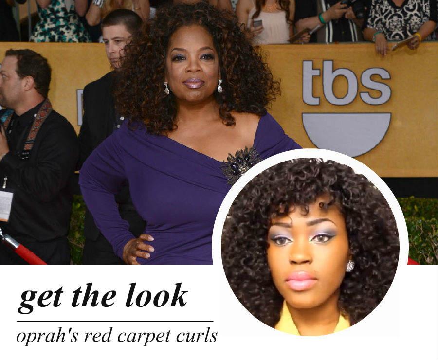 best of award season: oprah's curls (video)