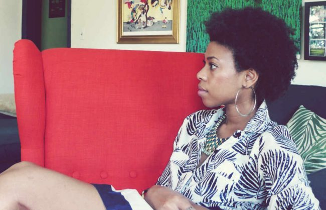 working girl: taamrat amaize, brand strategist