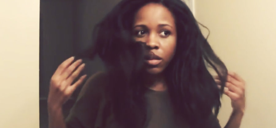 Growing Long Kinky 4a 4c Hair Video Un Ruly
