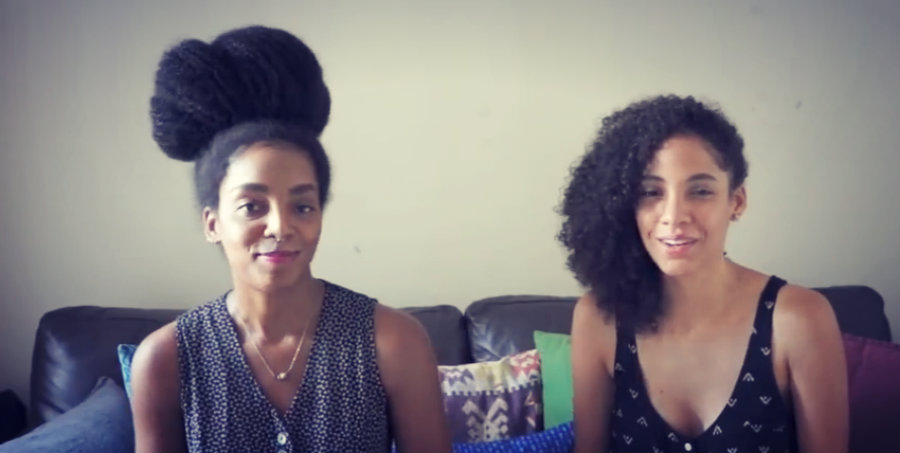 growing long natural hair (video)
