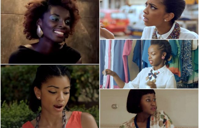 hairspiration: the top ten hair looks from an african city