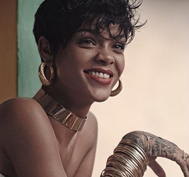 Grammin': It Wasn't Rihanna's Lui Magazine Braids That Had People Talking