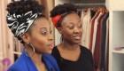 ten ways to tie a silk head scarf (video)